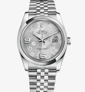 replica Rolex Datejust 36 mm horloge: 904L staal - m116200 - 0085